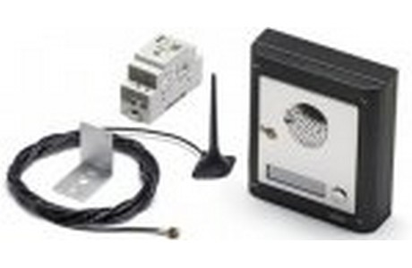 Surface mount GSM intercom kits 